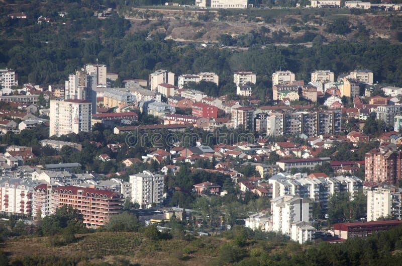 Skopje, Macedonia fotografia stock