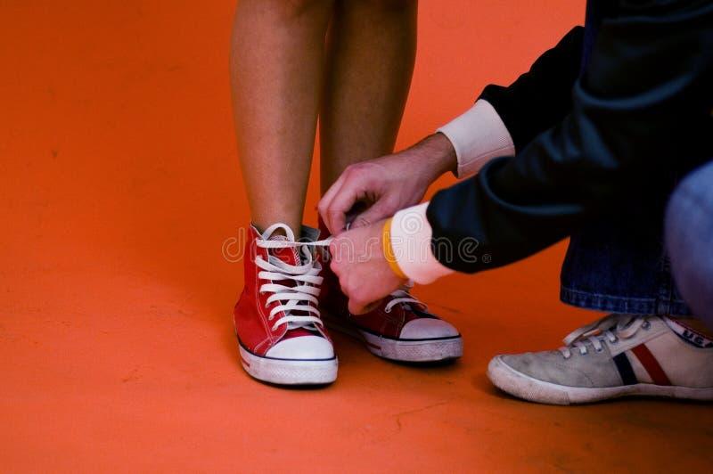 skor fotografering för bildbyråer