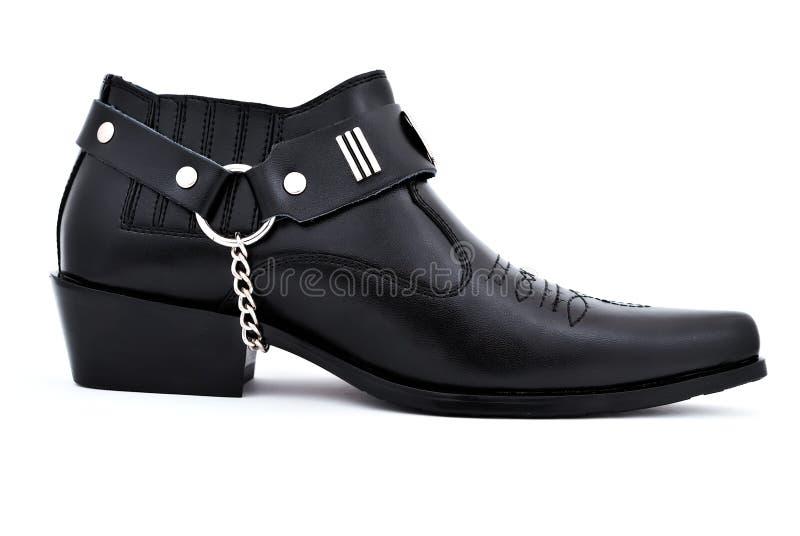skor för män s fotografering för bildbyråer