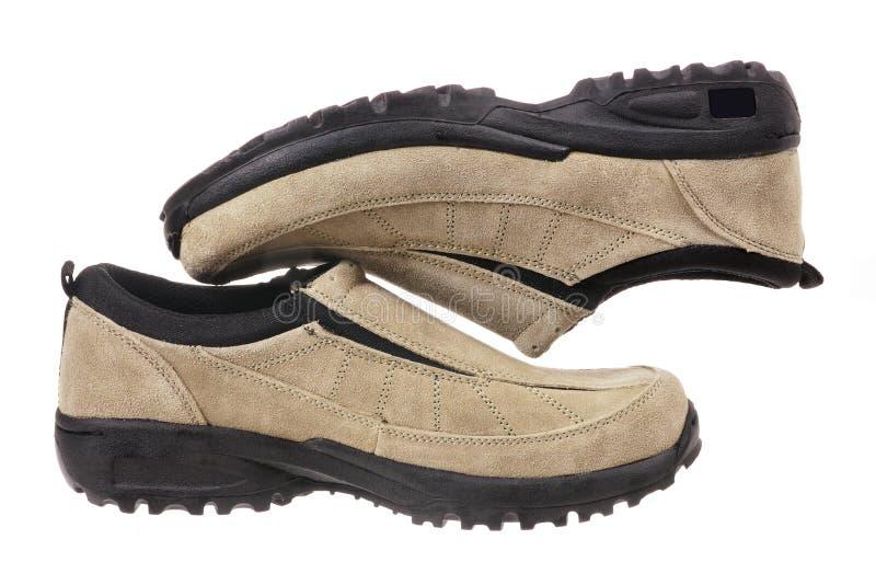 skor för män s arkivbilder