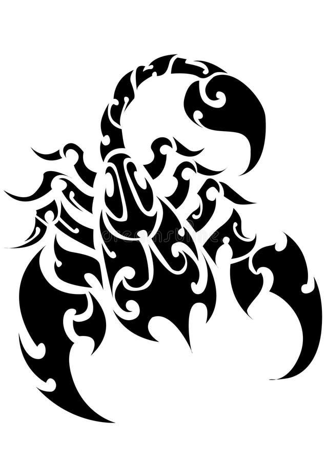 Skorpionu wektor - 02 ilustracji