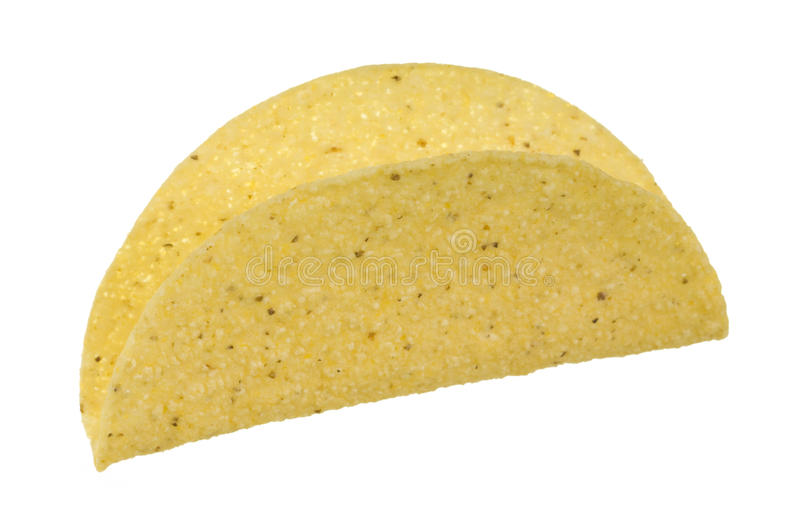 skorupy taco fotografia stock