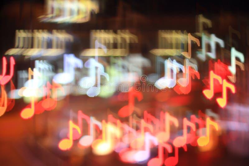 skraj musik för bakgrund arkivfoton