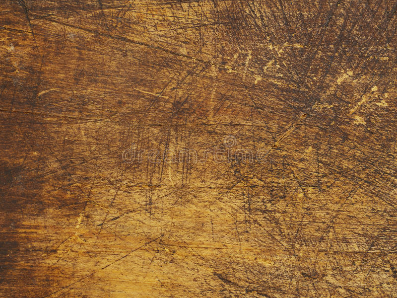 skrapat texturträ royaltyfri bild