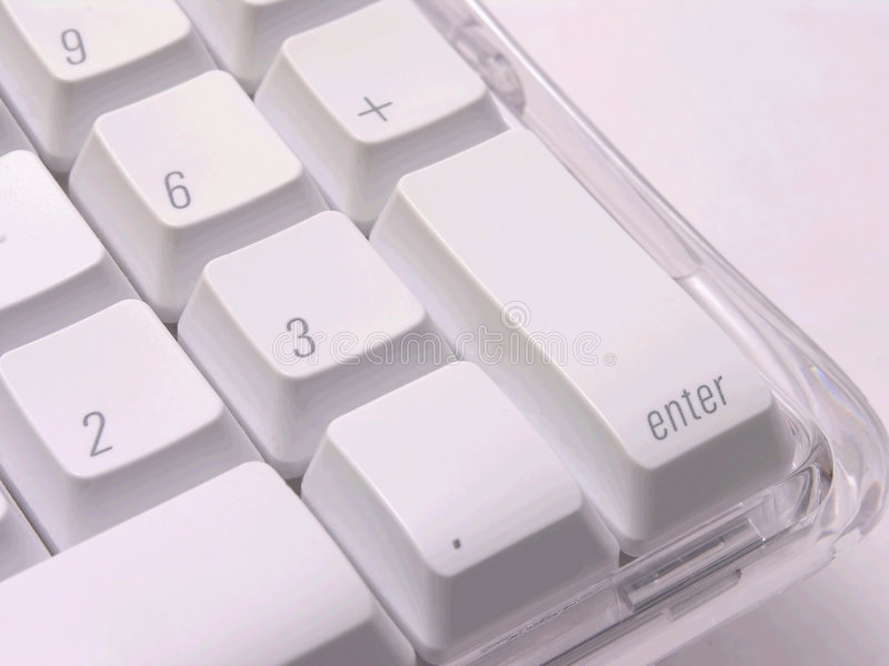 skriv in tangenttangentbordet arkivfoton