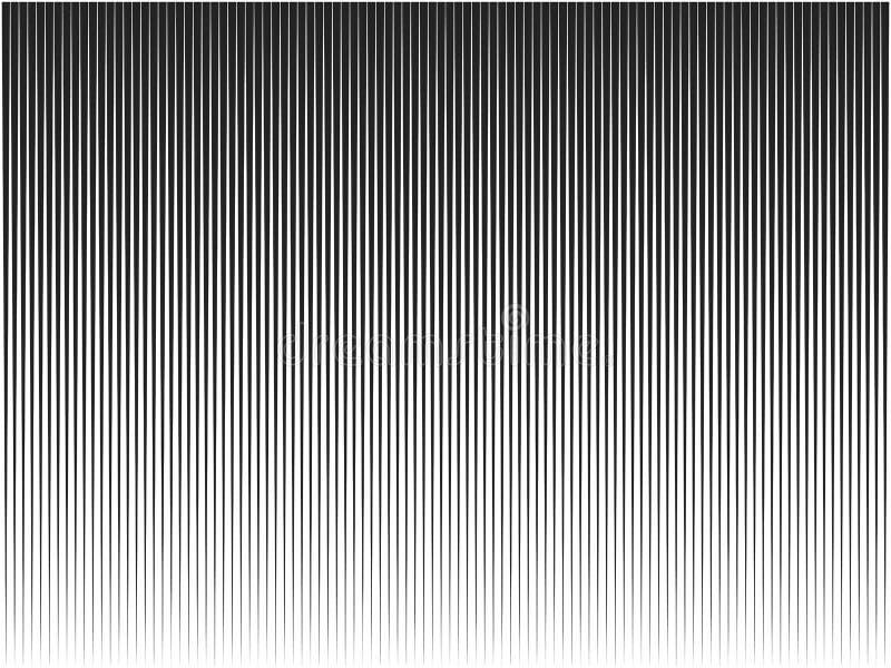 Skriv utLodräta linjer, raster Mönster med lodräta band Vektorillustration vektor illustrationer