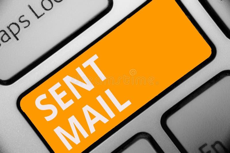 Skriva överförd post för anmärkning visning Affärsfotoet som ställer ut händelse var en bokstav att tas någonstans eller, går til arkivfoton