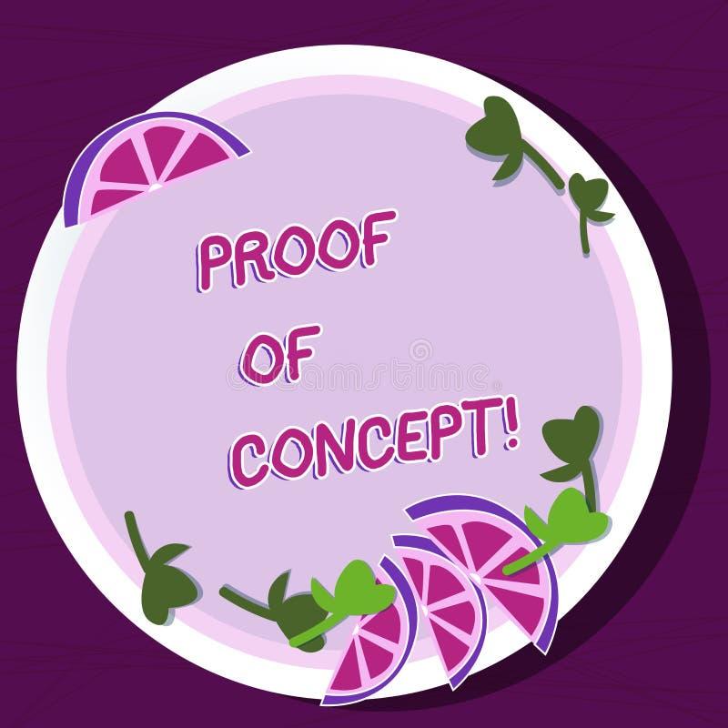 Skriva anmärkningen som visar provexemplar av begreppet Affärsfoto som ställer ut tecken som härleder typisk från experiment elle royaltyfri illustrationer