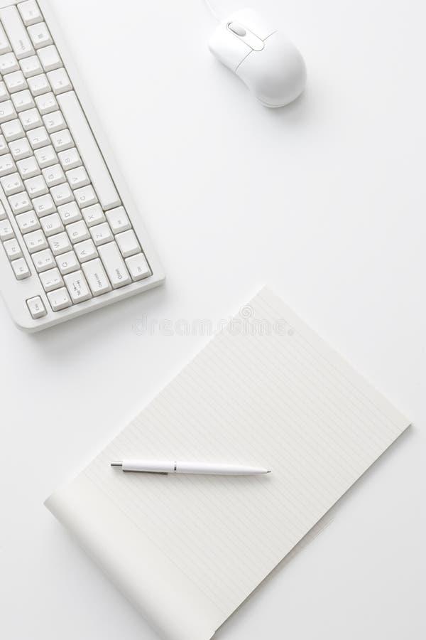 skrivbordkontor royaltyfri bild
