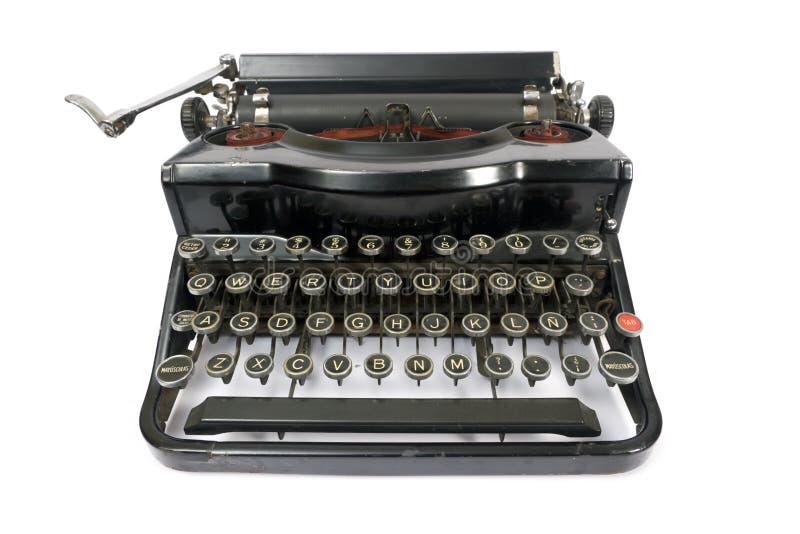 skrivmaskin arkivbild