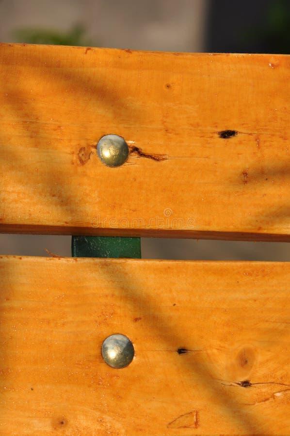 skruvnin trä arkivbilder
