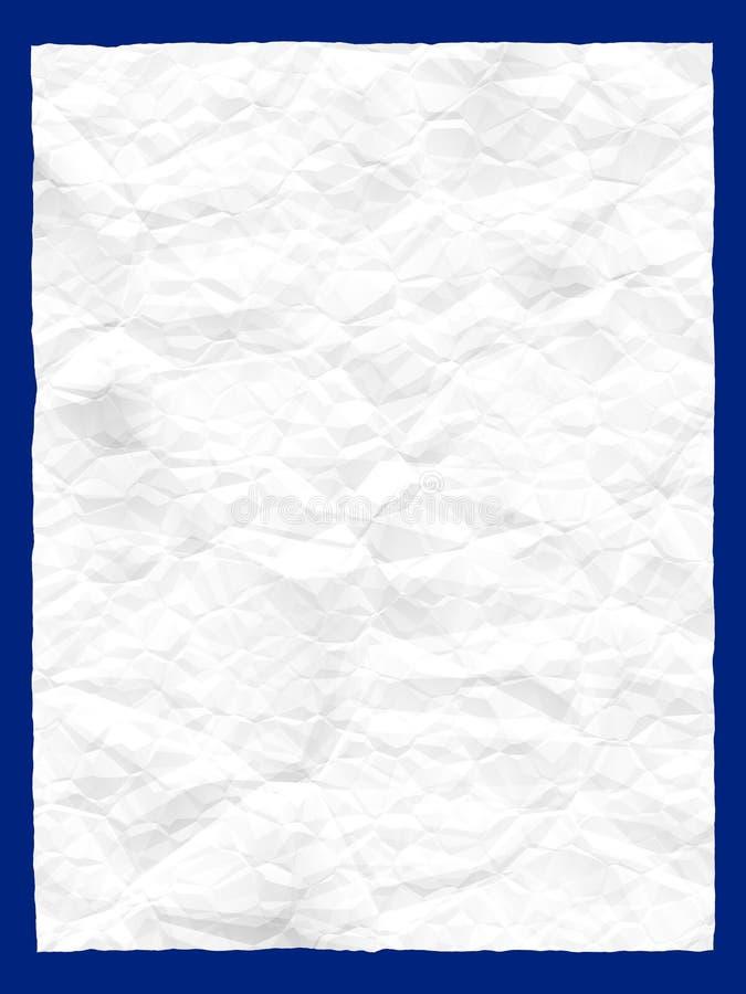 skrynkla papper fotografering för bildbyråer
