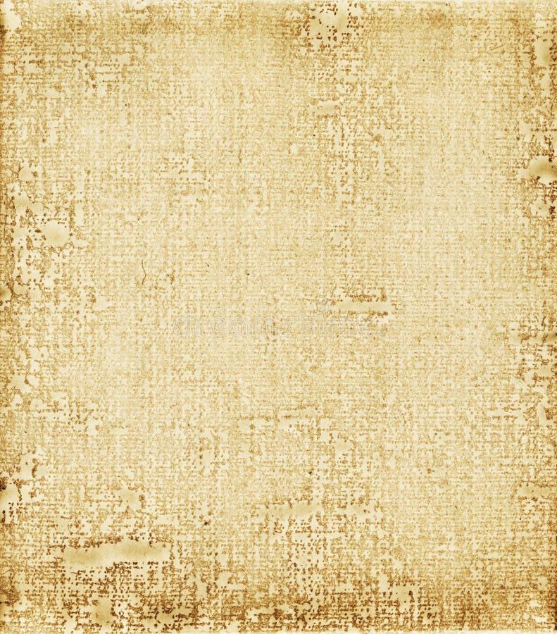 skrynkligt paper ark arkivbild