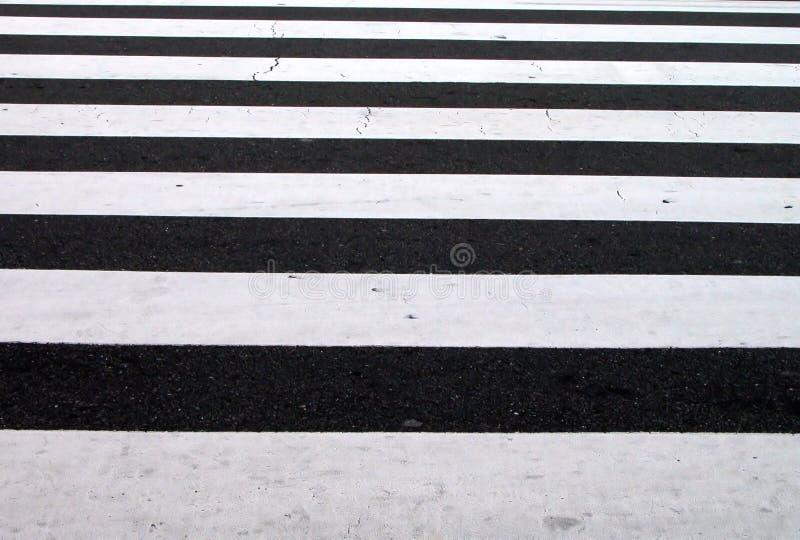 skrzyżowania pieszy konsystencja obraz stock