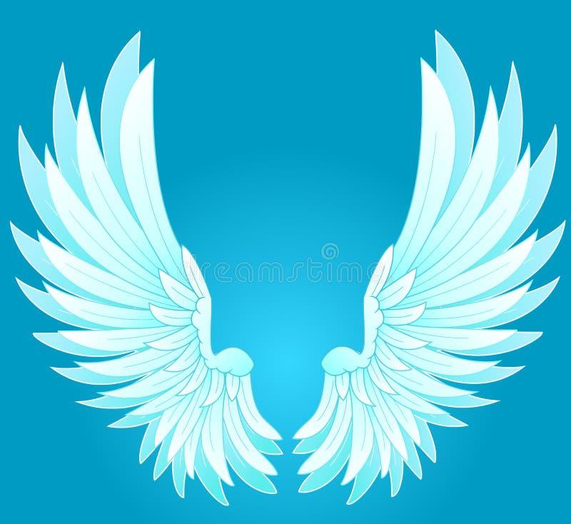 skrzydła ilustracji