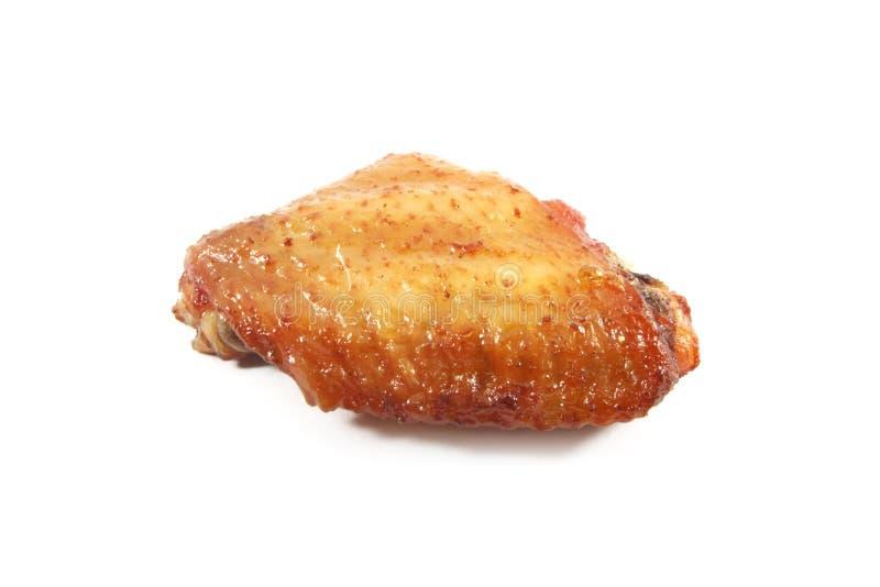 skrzydło kurczaka obrazy stock