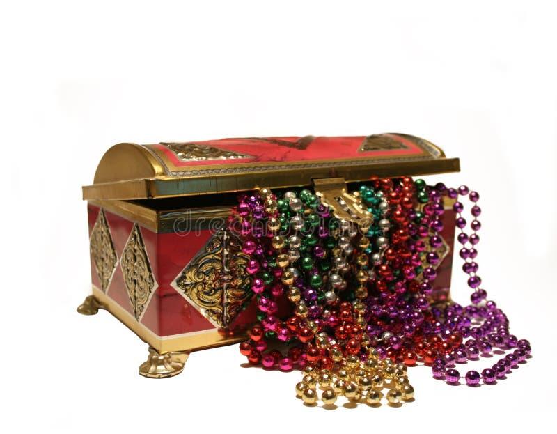 skrzynia skarbów zdjęcie royalty free