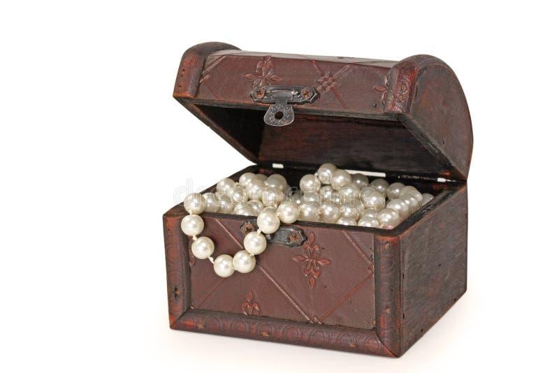 skrzynia skarbów zdjęcie stock