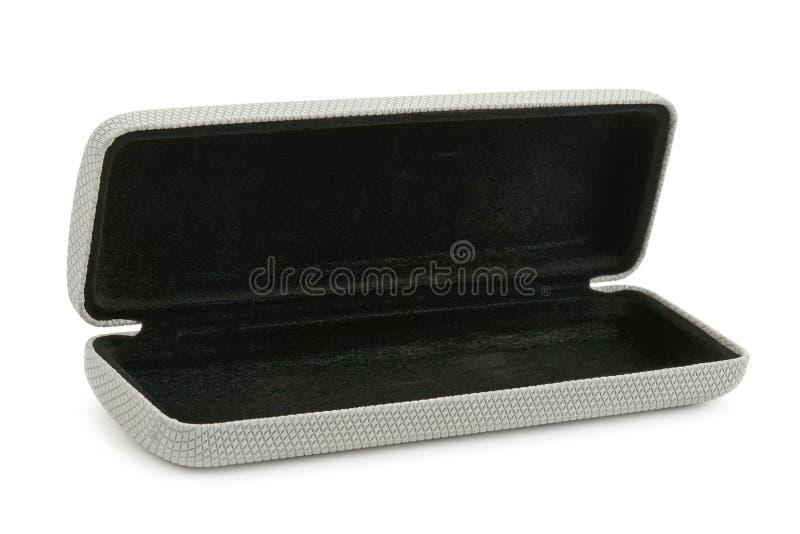 Skrzynka dla szkieł fotografia stock