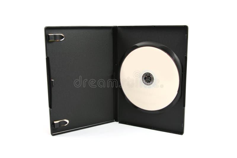 skrzynka dvd fotografia stock