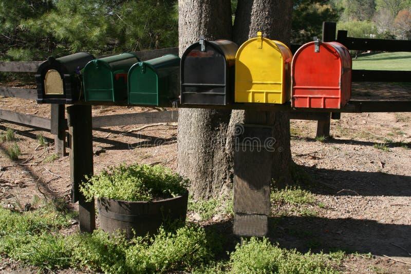 skrzynka pocztowa obrazy royalty free