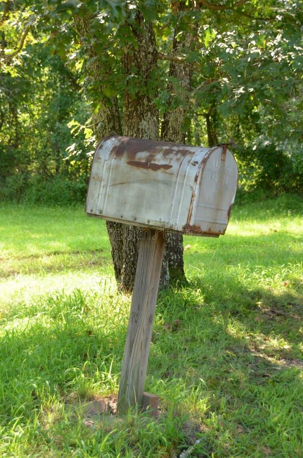 skrzynka pocztowa wiejskiej zdjęcie stock