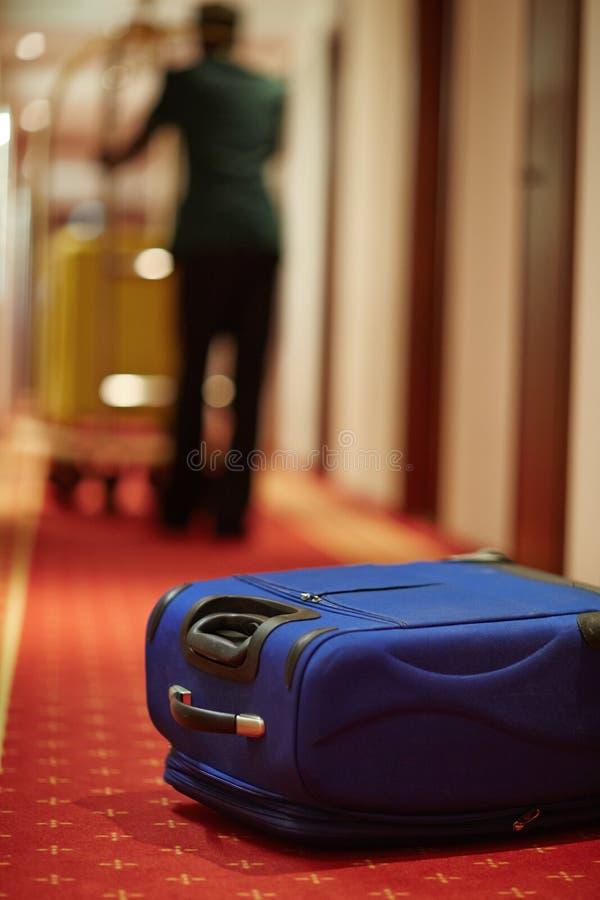 Skrzynka z bagażem obraz stock