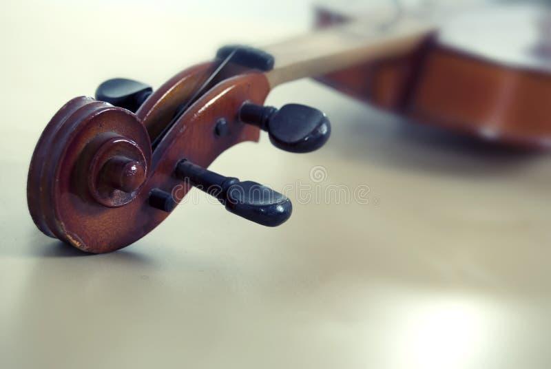 skrzypce fotografia stock