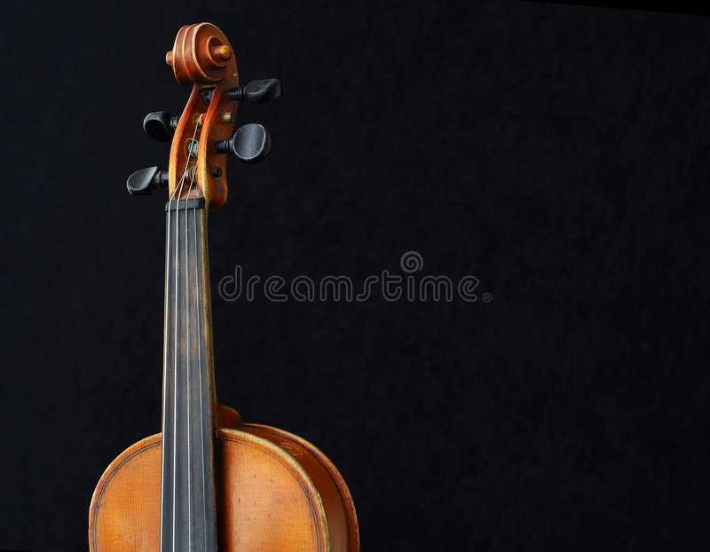 skrzypce. zdjęcia stock