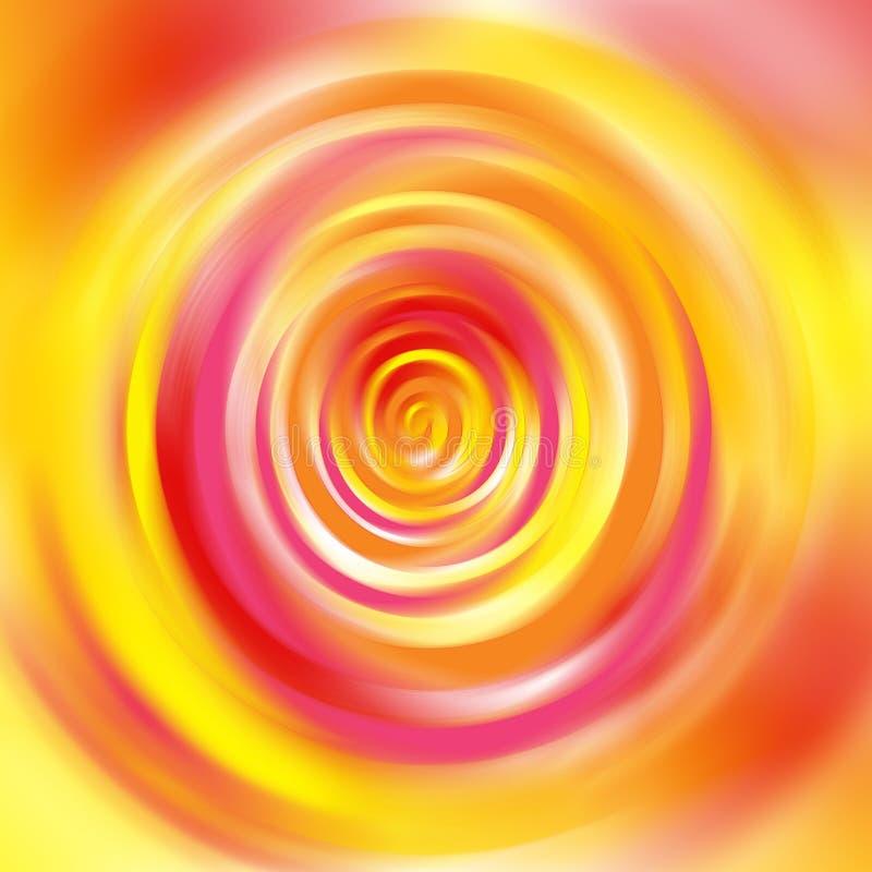 Skuggor av en ros arkivfoton