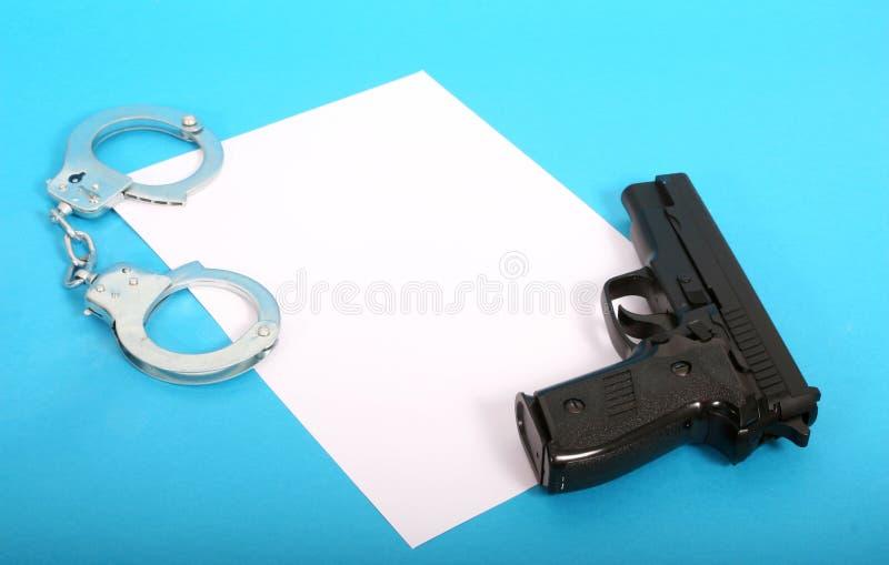skuj broń zdjęcia stock