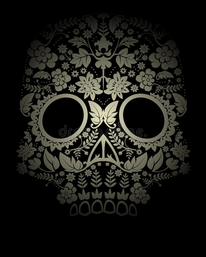 Download Skull Backdrop Royalty Free Stock Images - Image: 16785679