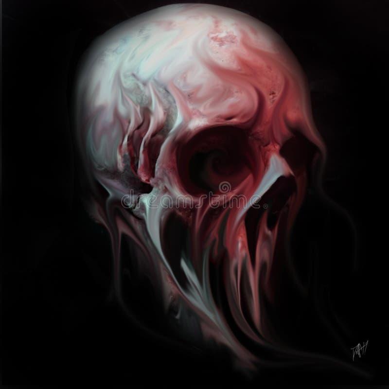 Download Skull Banger 6 stock illustration. Illustration of tablet - 90741921