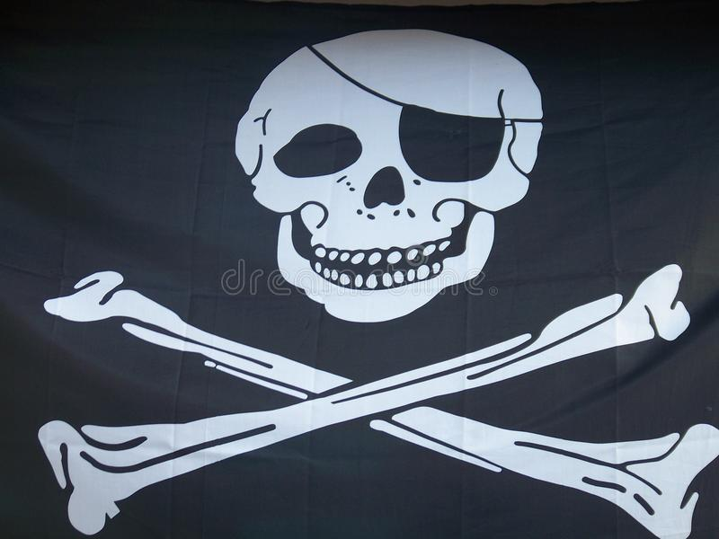 Download Skull and Crossbones stock photo. Image of crossbones - 13804314