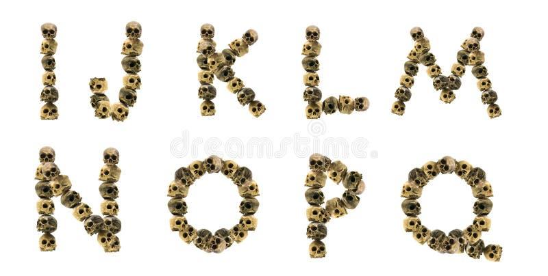 Download Skull fonts stock image. Image of fonts, coding, letter - 6918397