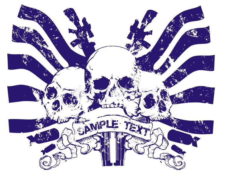 Download Skull icon stock vector. Image of banner, skull, sketch - 6175199