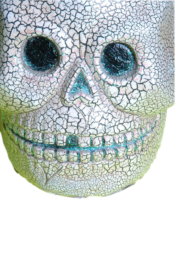 Download Skull onwhite stock photo. Image of treat, halloween, horrify - 220376