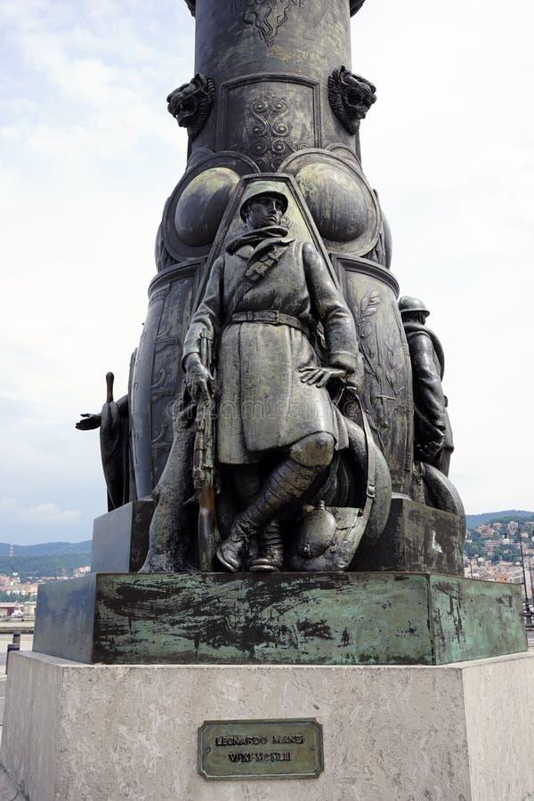 Download Skulptur av militären redaktionell foto. Bild av militär - 78728940