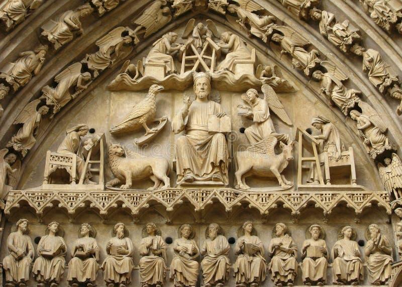 Download Skulptur Des Jesus Christus Stockbild - Bild von matthew, richter: 9092777