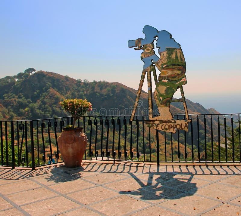 Skulptur von Cappola lizenzfreie stockfotos