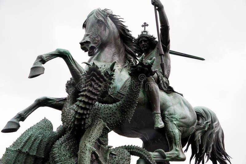 Skulpturer i Berlin fotografering för bildbyråer