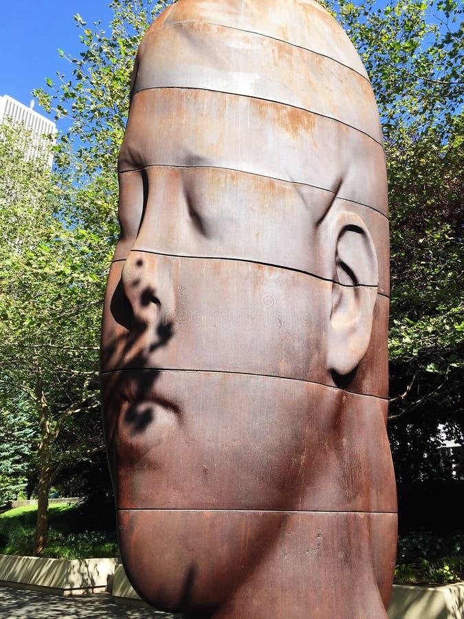Skulpturer Laura arkivbild
