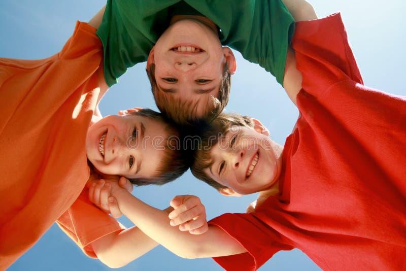skupia się dzieci obrazy stock