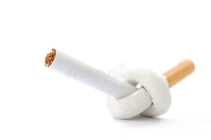 skwitowany dymienie zdjęcie stock