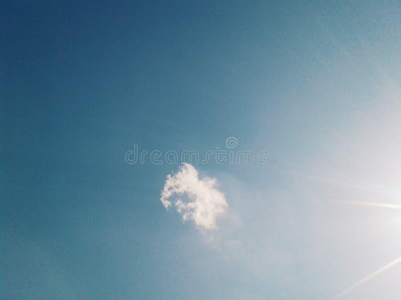 Sky😍 stock photography