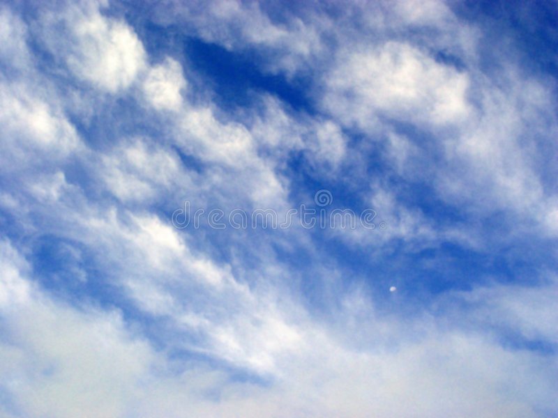 Download Sky stock image. Image of cloudy, background, blue, clouds - 947