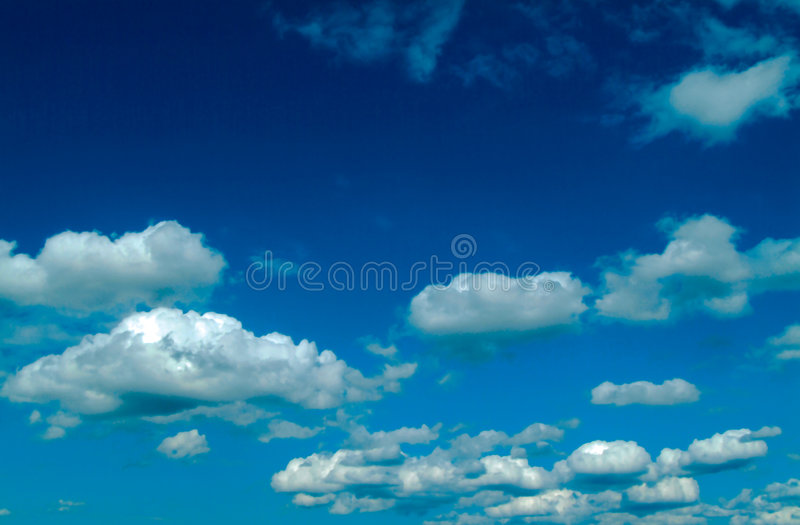 Download Sky stock photo. Image of blur, blue, cloud, meteorology - 105934