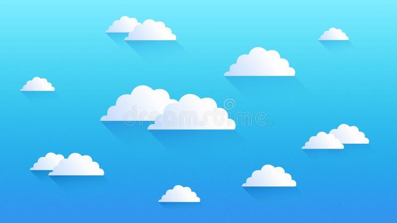 Sky4 illustration libre de droits