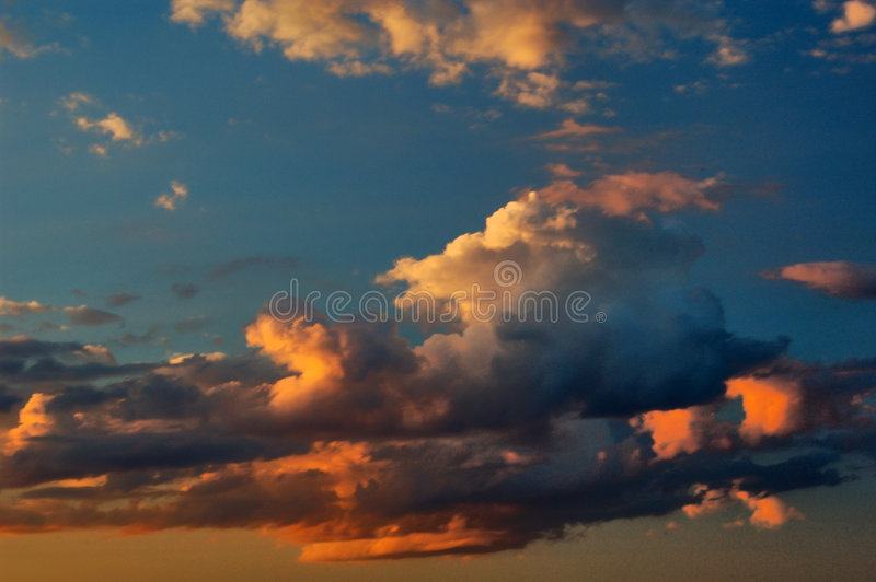 Sky stock photography