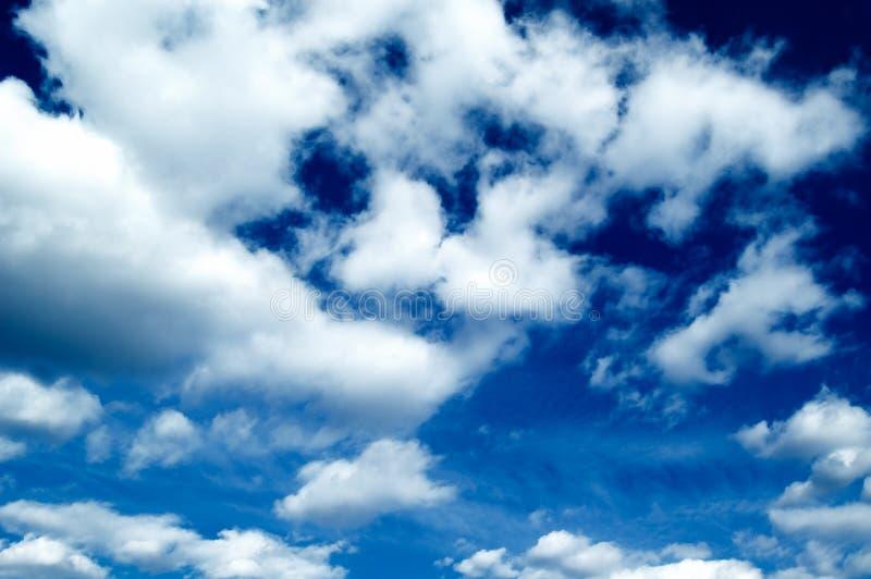 The sky. stock photos